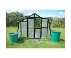 Limes Serre de jardin 303x452cm 13,69m² en polycarbonate 8mm PRIMUS - Limes