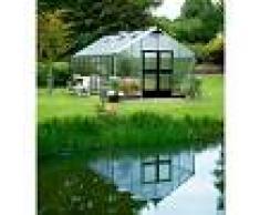 Juliana Serre de jardin 18,8m² en polycarbonate 10mm Gardener - Juliana