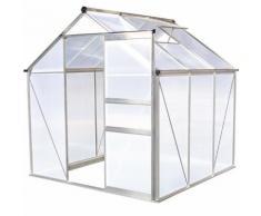 Serre de jardin polycarbonate - 3,65 m²