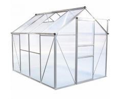 Serre de jardin polycarbonate - 4,79 m²