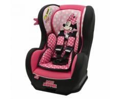 Disney Siège auto pour bébé LUXE Cosmo SP Minnie 0+1 Rose et noir