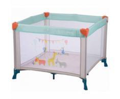 Safety 1st Lit de voyage pour bébé Circus Bleu clair 2509560000
