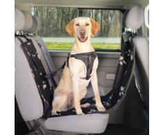 TRIXIE Housse de siège auto pour chiens 65 x 145 cm Noir et beige