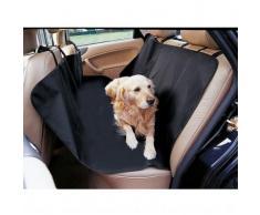 Housse de siège auto pour chien - noire