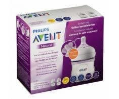 Philips Avent Biberon natural 125 ml 2X125 pc(s) 8710103873570