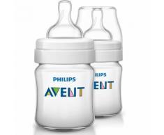 Avent Biberon Classic+ PP Zonder BPA Duo pc(s) Bouteilles