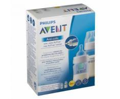 AVENTBiberonAnti-colic125ml+260ml0+mois pc(s) Bouteilles