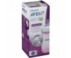 Philips AVENT Natural Biberon 1+ mois Rose 260 ml pc(s) Bouteilles