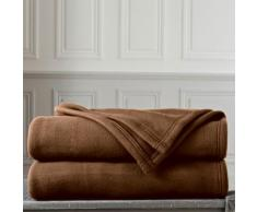 Couverture polaire Thermotec® 350g/m2 - chocolat