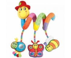 Galt Toys Jouet d'activité de siège auto Ver Tortillant 381003481