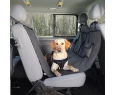 TRIXIE Housse de siège auto pour Chiens 145 x 140 cm Noir et marron