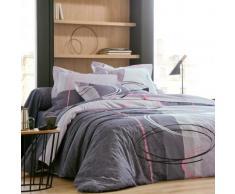 Linge de lit Olivia coton - gris