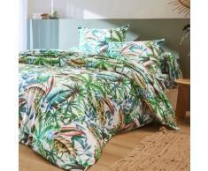 Linge de lit Bali coton - blanc