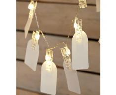 Guirlande lumineuse porte photo - transparent