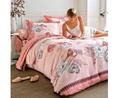 Linge de lit Gardenia coton - rose