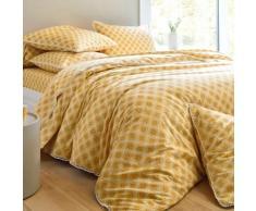 Linge de lit Emma coton - jaune