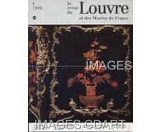 LA REVUE DU LOUVRE ET DES MUSEES DE FRANCE. 4-1988. UNE COMMODE DE MARIE LECZINSKA ENTRE AU LOUVRE. POURQUOI LE SAINT THOMAS DE LA TOUR AURAIT-IL MANQUE AU LOUVRE?. GRAND PALAIS : LE SEICENTO ITALIEN . MARSEILLE : ESCALES DU BAROQUE. ETC...