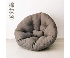 YLCJ Fauteuil Soft Tatami Fauteuil Japonais Rabattable et réglable pour Le futon Japonais-H
