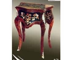 Petite commode en bois de style baroque style louis xV moKm0361