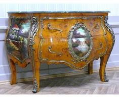 commode baroque, Rococo MoBdA0763AlSw de style antique