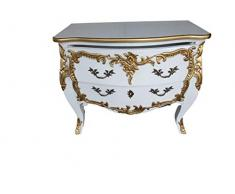 Antik N°29 Commode Style Baroque Style Baroque 93 x 78 cm