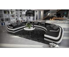 Canapé rond Lounge TISSERA
