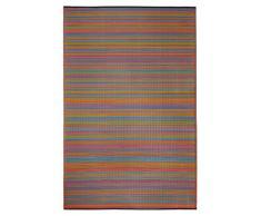 Fab Hab Intérieur / Tapis extérieur Cancun - Multicolore (120cm x 180cm)