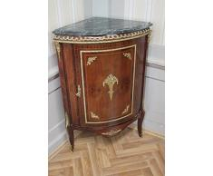 Commode baroque Cabinet Louis XV style antique MkKm0108Bg