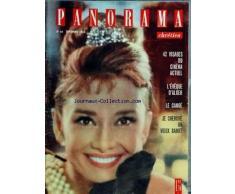 PANORAMA CHRETIEN [No 66] du 01/09/1962 - 42 VISAGES DU CINEMA ACTUEL LEVEQUE DALGER LE CANOE LE CHERCHE UN VIEUX BAHUT UN GRAND PEINTRE - H.J. CLOSON
