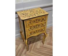 Commode baroque Cabinet Louis XV AaKm0105 de style antique