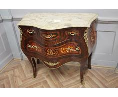 LouisXV Commode Baroque Cabinet Style Antique MkKm0092Bg