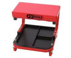 KS Tools 500.8020 Tabouret sur roulettes