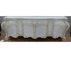 Style baroque Buffet Antique Buffet Commode baroque vénitien Rococo Vp9973A