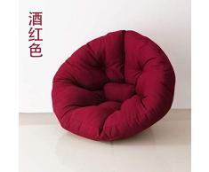 YLCJ Fauteuil Tatami Doux, futon Japonais Pliable réglable K