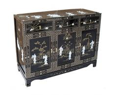 armoires chinoises couleur noir acheter en ligne sur livingo. Black Bedroom Furniture Sets. Home Design Ideas