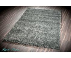 Shaggy poil long tapis bon marché gris (rêve / Shaggy) Größe 160x230 cm