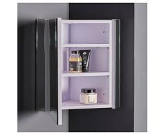Armoire miroir d'angle pour lave mains 45x30.5