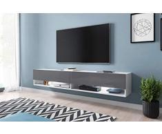 Meuble Tv Suspendu Design Acheter Meubles Tv Suspendus Design En