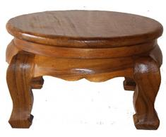 Table basse opium Table 31 x 31 x 20 cm # Am022/30R