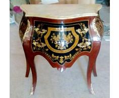 Commode baroque Cabinet Louis XV style antique MkKm0119