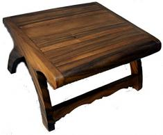 Table basse opium Table 57 x 51 X32 cm