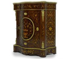 Armoire Commode – Style Antique | baroque | Lauscha | Louis XV/XVI | classique | fabriqué à la main | bois massif