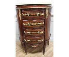 Commode baroque Cabinet Louis XV style antique MkKm0088Bg