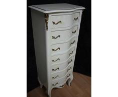 LouisXV Commode Baroque Cabinet Style Antique MkSm0030
