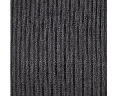 Zebra Textile vesubio 38884 jeté de canapé 2 Places Gris