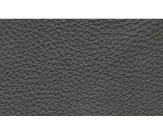 Canapé convertible RAPIDO 140cm DREAMER CUIR éco gris, COUCHAGE QUOTIDIEN.
