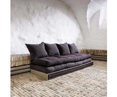 Karup - Canapé Chico, futon sur tatami, c'est un canapé ou un lit... jusqu'à vous