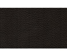 ITALIAN SPIRIT Canapé DREAMER convertible ouverture RAPIDO couchage quotidien 140cm, cuir vachette marron.
