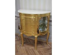 Buffet baroque commode de style antique buffet Rococo MoBa0564