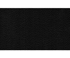 Canapé convertible RAPIDO 120cm DREAMER CUIR VACHETTE noir, COUCHAGE QUOTIDIEN.